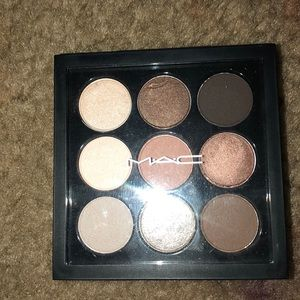 Mac x9 dusky rose pallet (authentic)